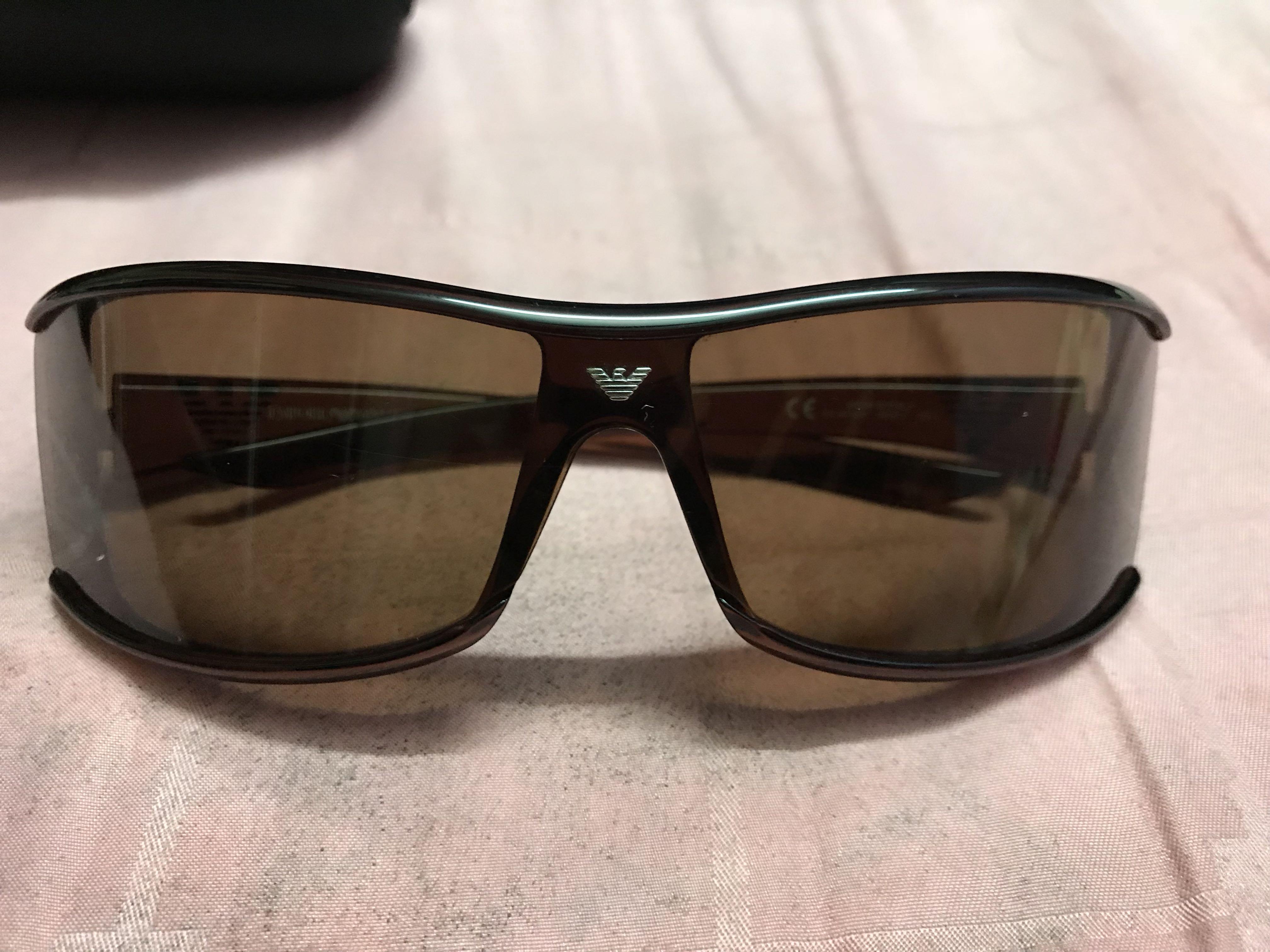48efdee22445 Emporio Armani Polarised Sunglasses