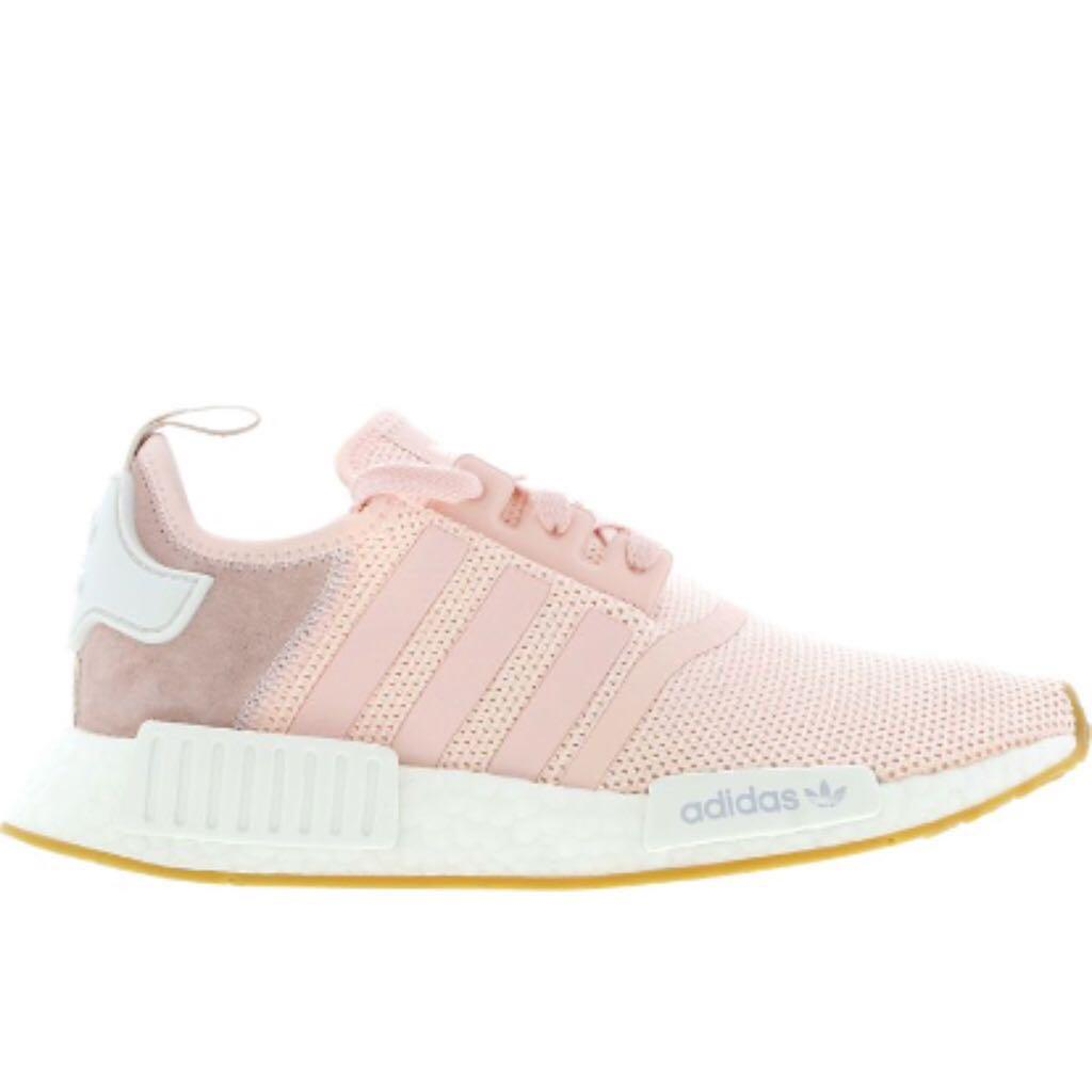 EUROPE EXCLUSIVE] Adidas NMD Baby Pink
