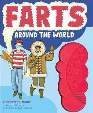 Farts Around The World book