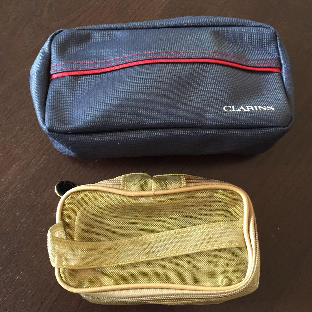FREE Travel organizer pouches
