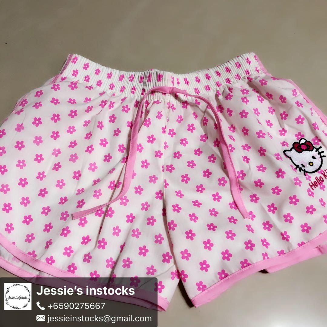 250072e6b8 Hello Kitty Shorts #02, Women's Fashion, Clothes, Pants, Jeans ...