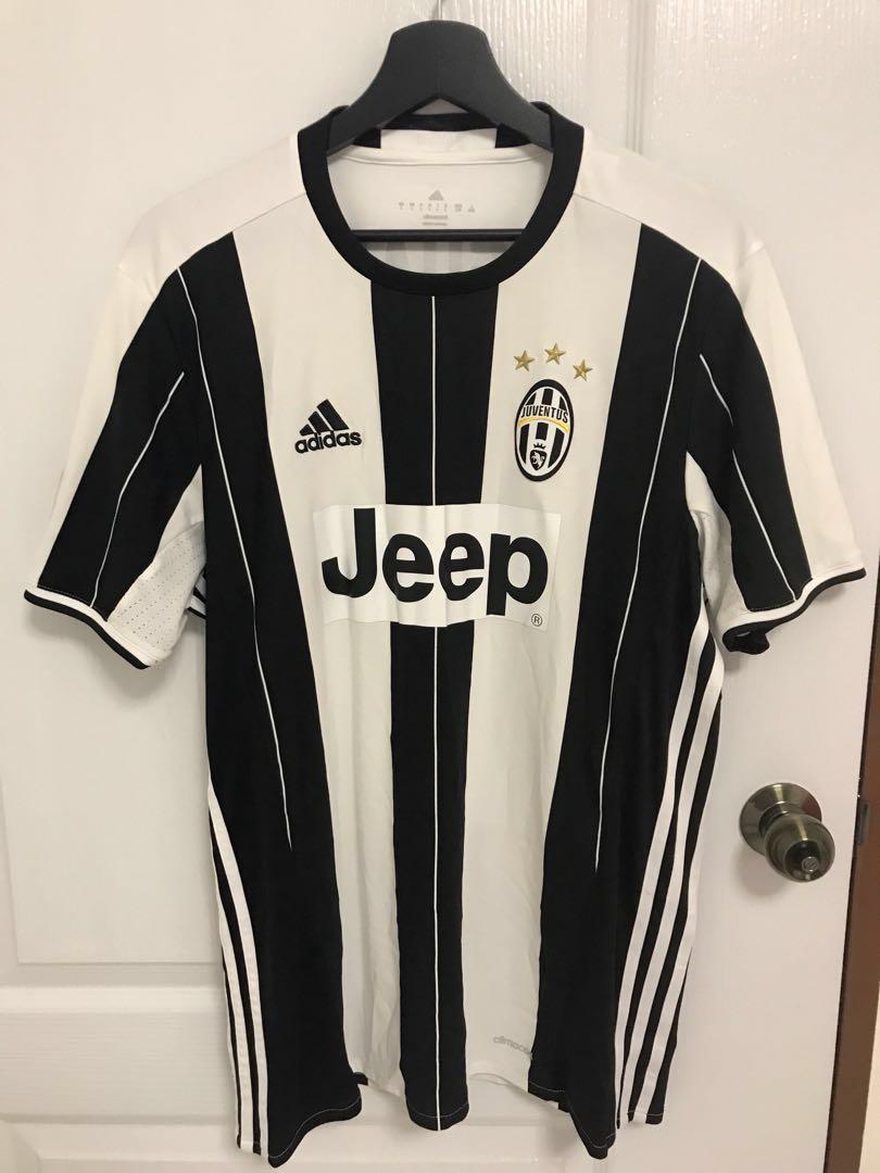 2855073d9 Juventus home Kit 16 17