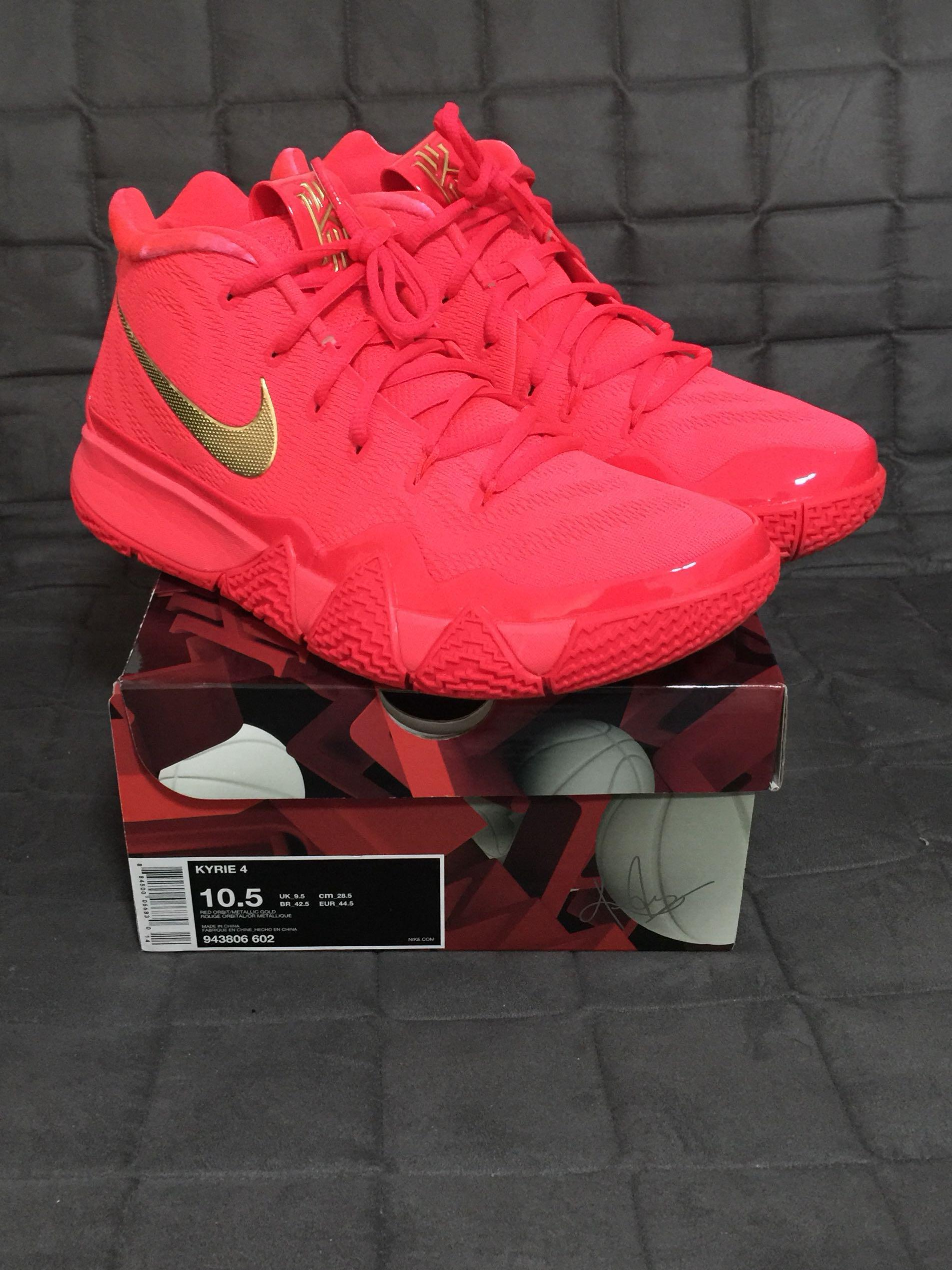 kyrie 4 size 10.5