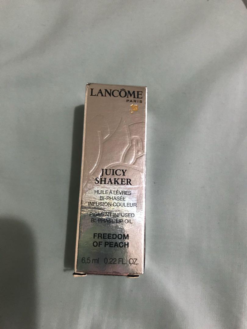Lancôme Juicy Shaker - Peach