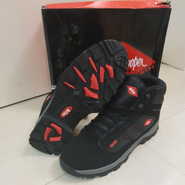 e931f50160c Lee Cooper safety shoes/ steel toes, Men's Fashion, Footwear, Boots ...