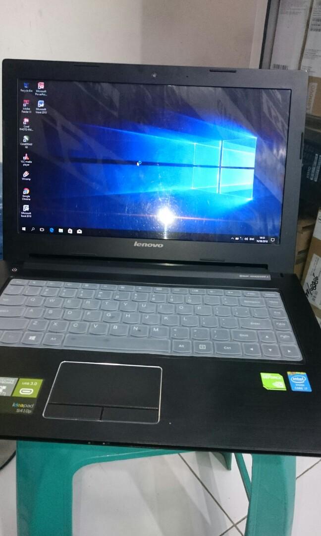 Lenovo idelpad s410p core i7 dobble vga 2gb