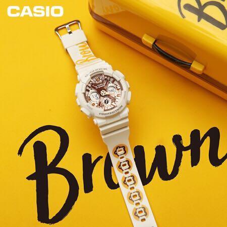 86d9d91c8903 Line Friends x Casio Baby-G   G-Shock S Series ( China )