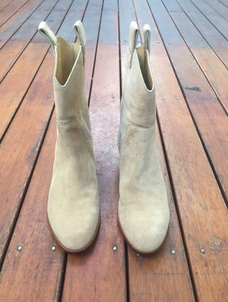 Marc Jacobs Pull On Boots