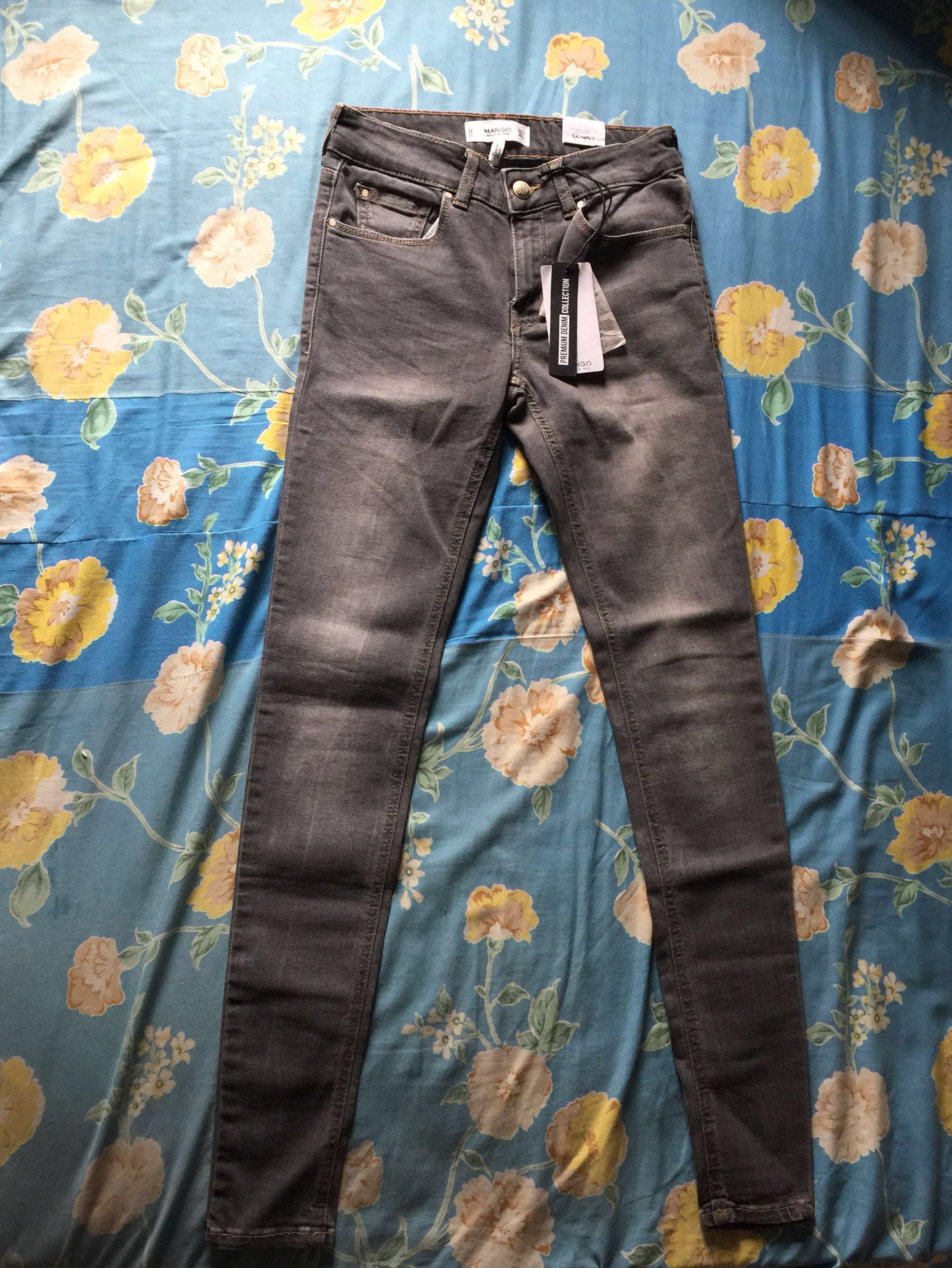 #merdeka73 MANGO skinny jeans olivia