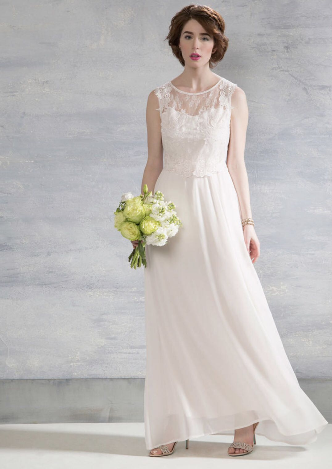 48d22522a48 ModCloth Own The Ceremony Wedding Dress