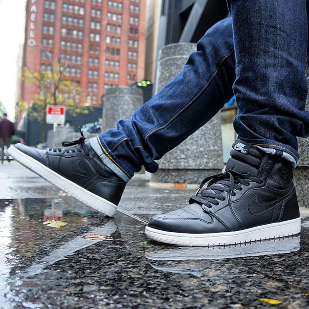 Denso Agencia de viajes Mensajero  Nike Air Jordan 1 Retro