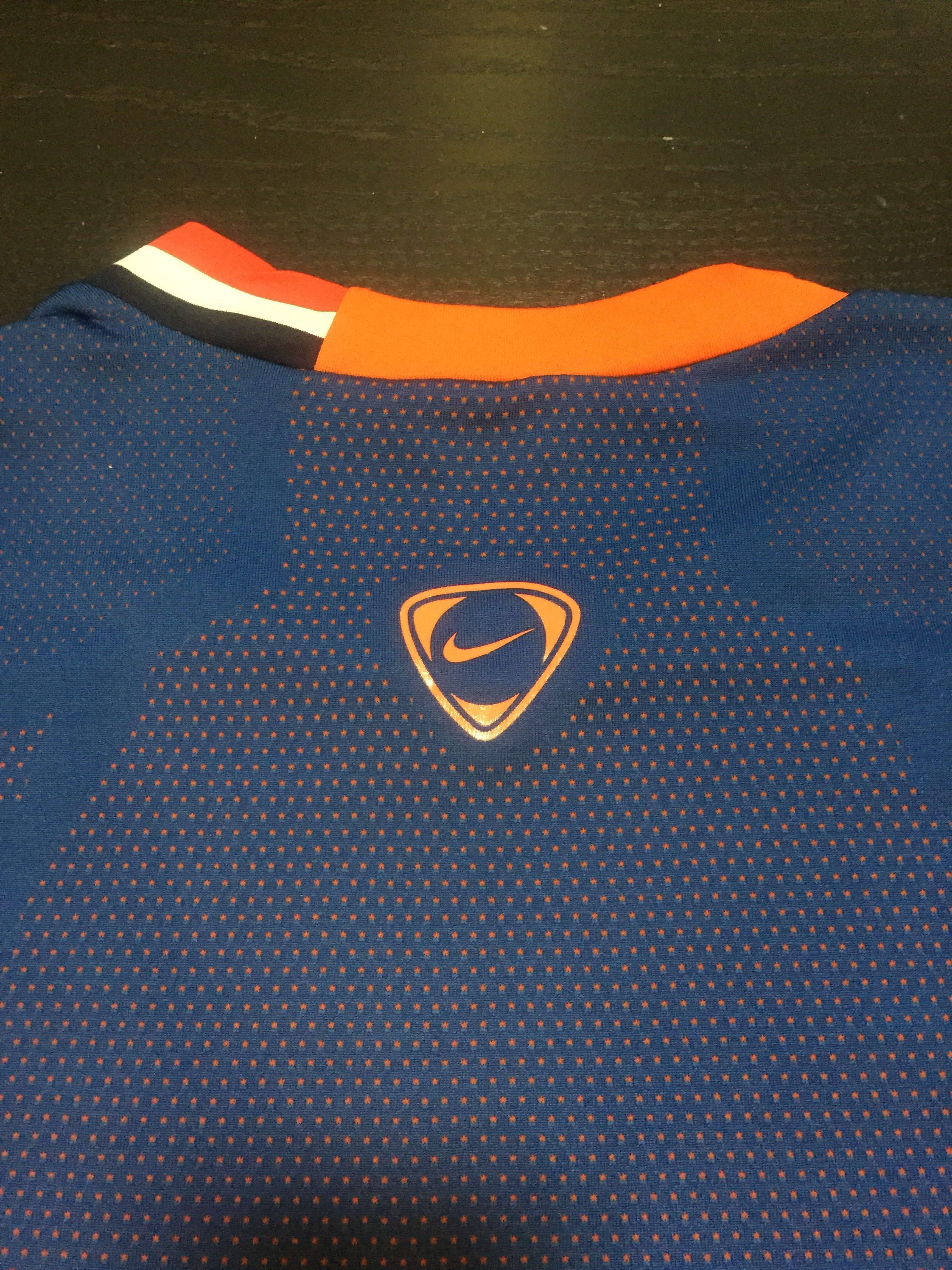 Nike Dutch Training Jersey荷蘭足球隊練習背心
