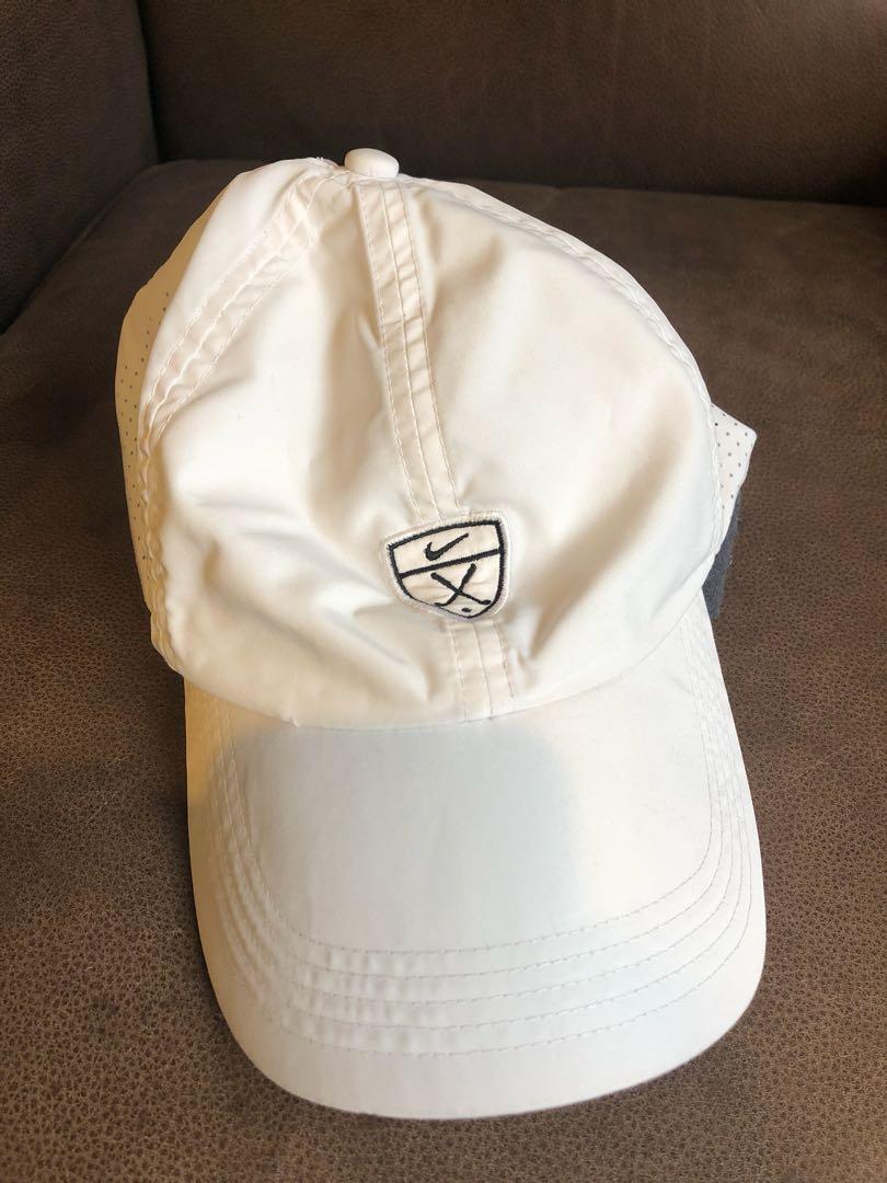 da245d6e321 Nike white golf cap (soft type)
