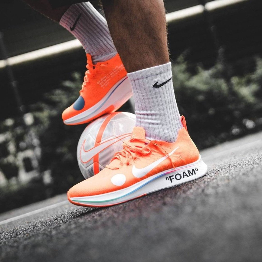 fa25c41606253 Zoom Fly Mercurial Flyknit Off-White