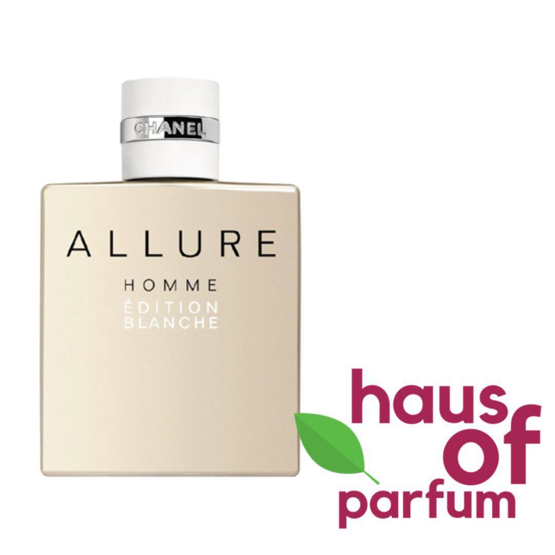 Original Chanel Allure Homme Edition Blanche Perfume 100ml Health