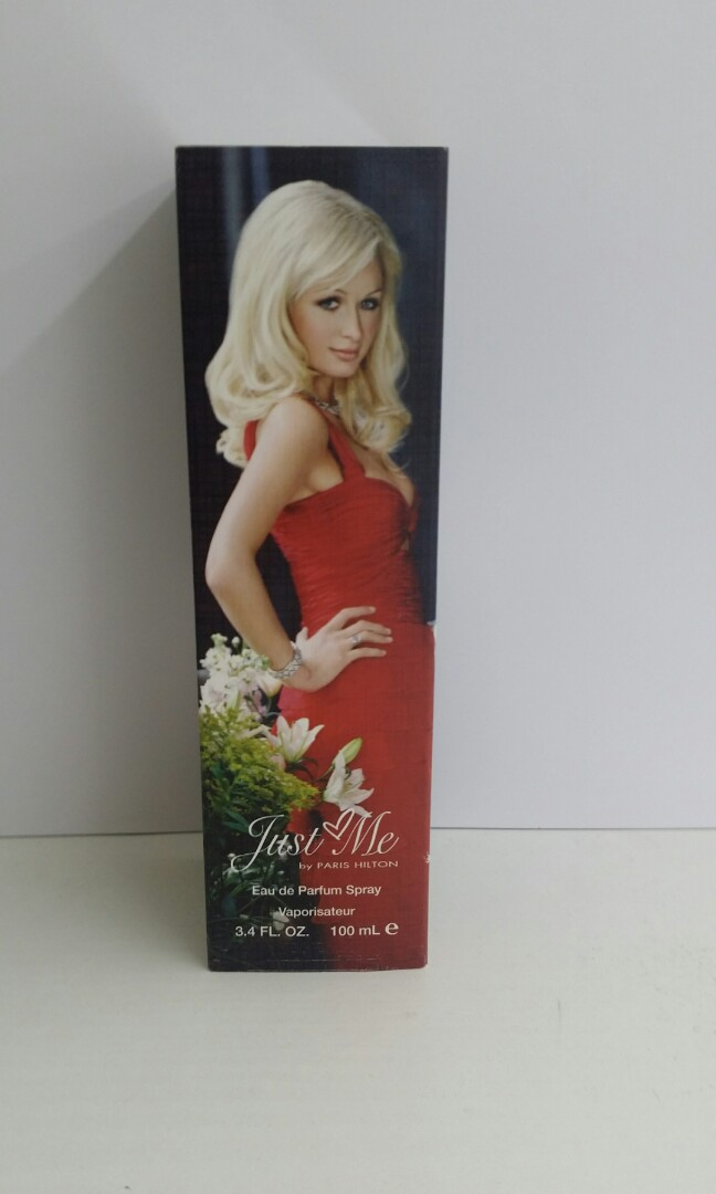 Paris hilton just me 100ml, Health & Beauty, Perfumes & Deodorants on Carousell