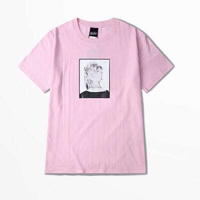[PO] Korean Ulzzang Pink Shirt