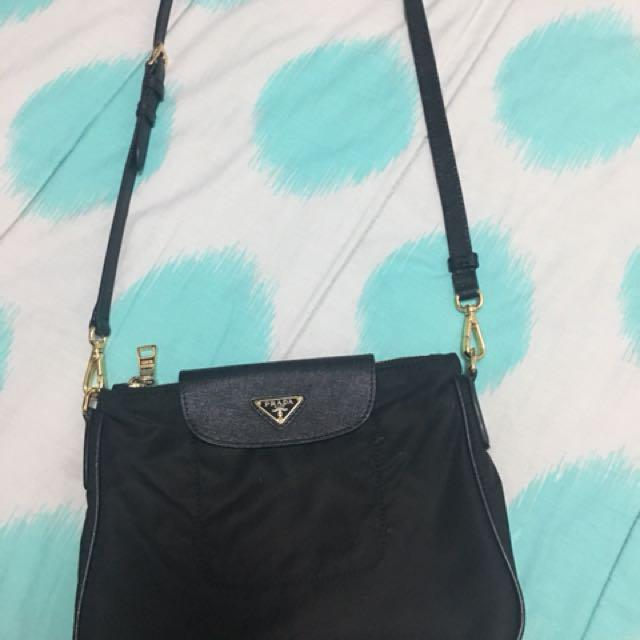 Prada Nylon Sling Bag