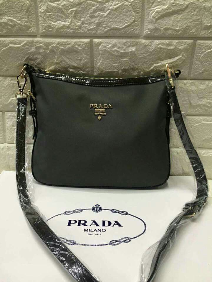 ec06bfa4c7e2 Prada sling bag, Women's Fashion, Bags & Wallets, Sling Bags on ...