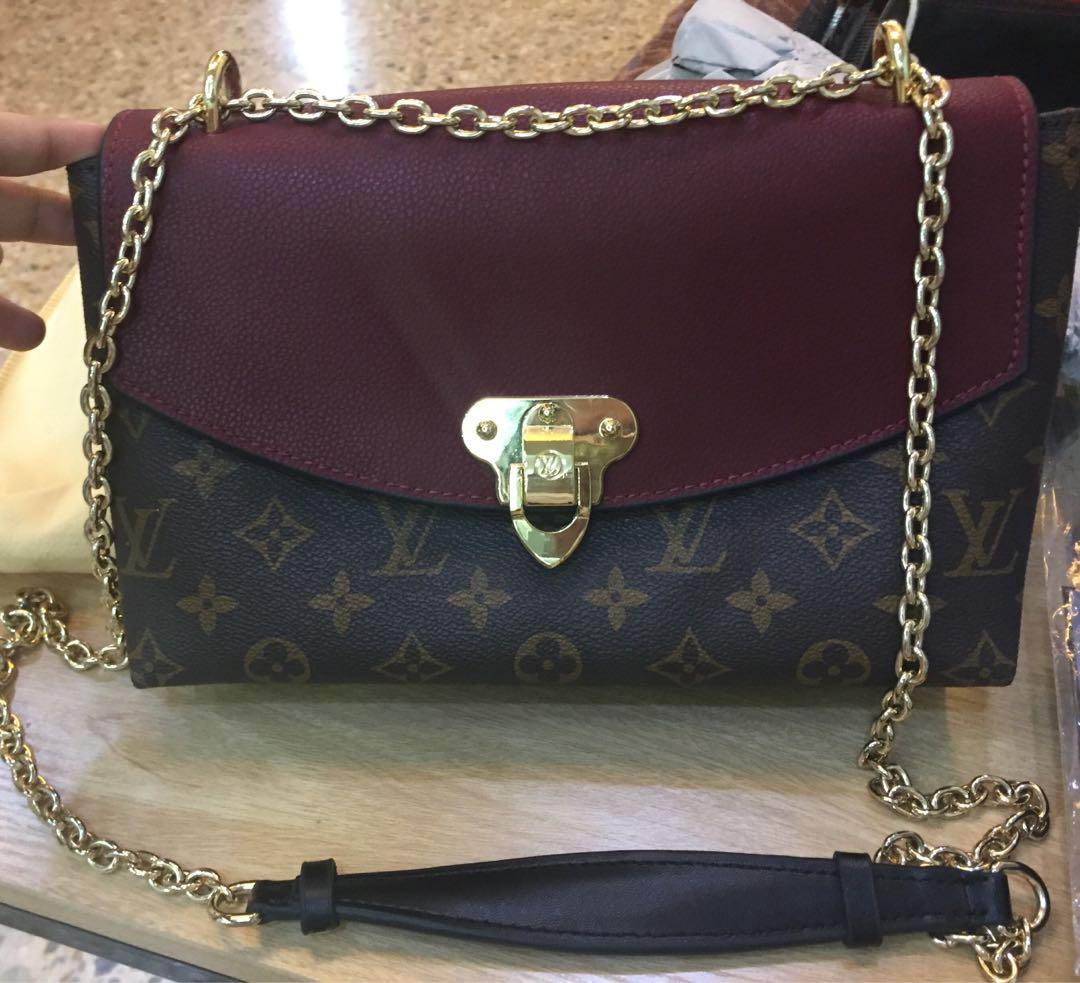 da69e73630af Preloved premium quality LV bag to let go