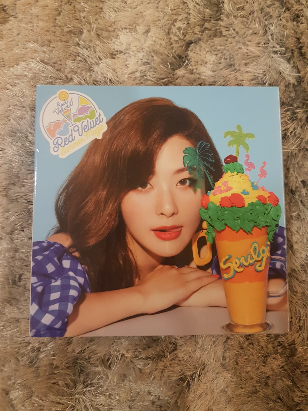 RED VELVET - [ SUMMER MAGIC ] Seulgi Version, K-Wave di Carousell