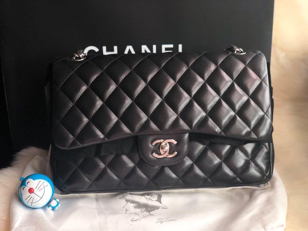 90ed0bb90870 Reserved  Chanel CF Classic Flap Jumbo