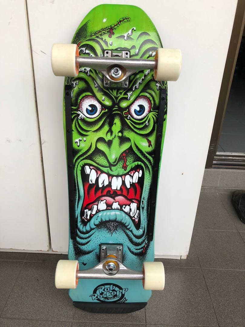 d3383364f046db Santa Cruz Roskopp Skateboard (VANS limited edition color)