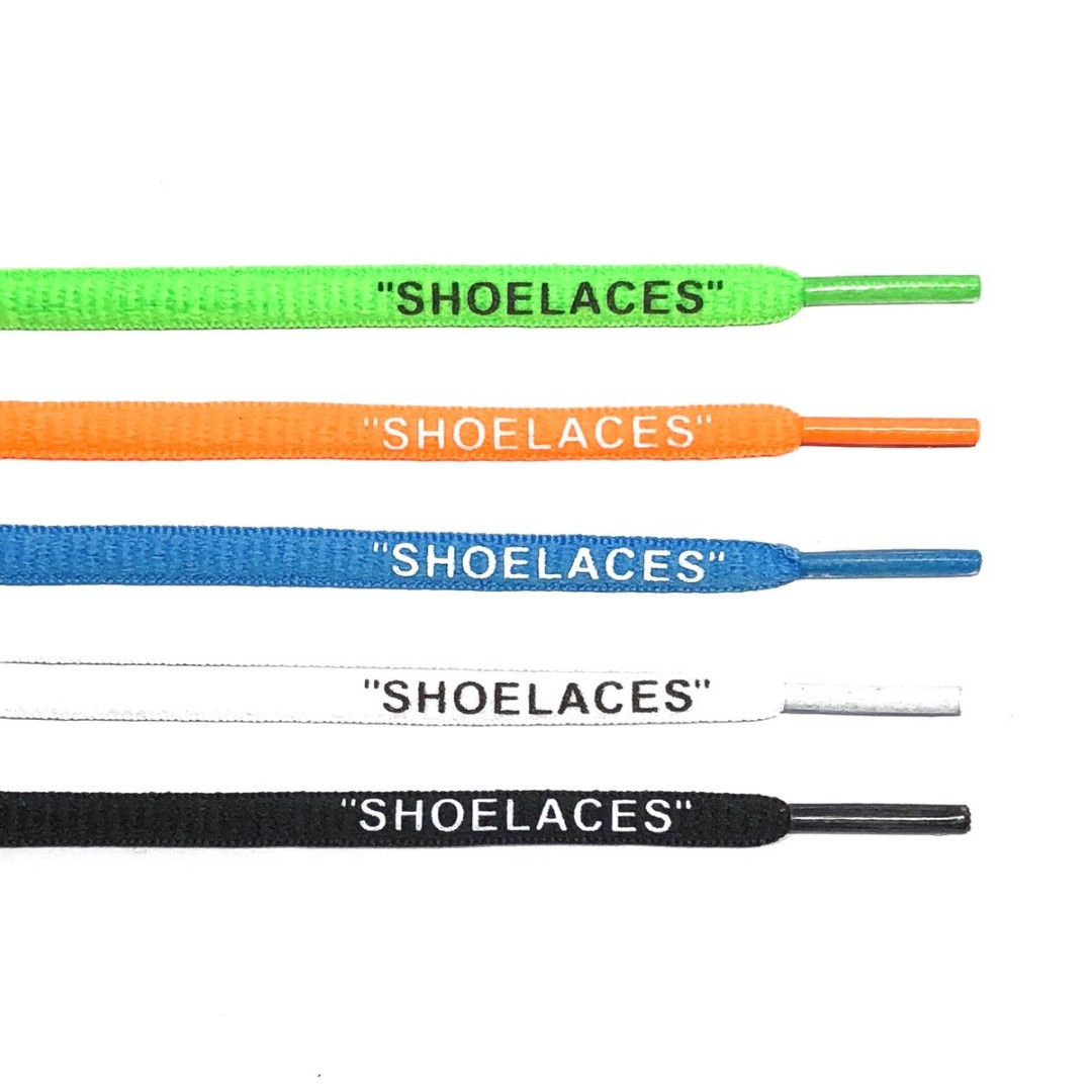 SHOELACES SHOE LACES OFF-WHITE OFFWHITE
