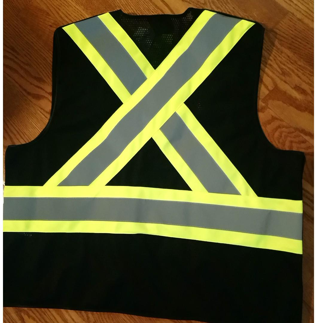 Tear-away Reflective Vest