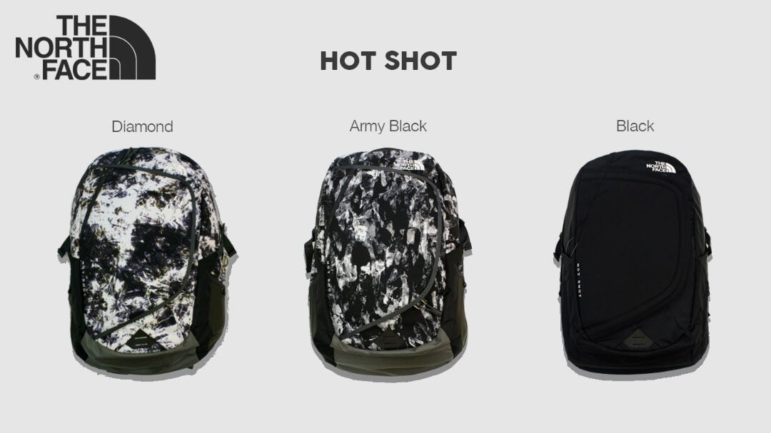 Opinion you The north face hot shot