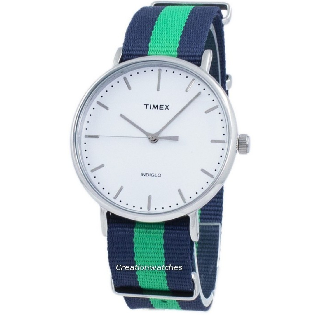 d88da6782f88 Timex Weekender Fairfield Indiglo Quartz TW2P90800 Unisex Watch ...
