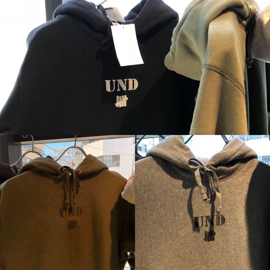 97aeb7dc UNDFTD UND ICON PULLOVER HOODIE, Men's Fashion, Clothes, Outerwear ...