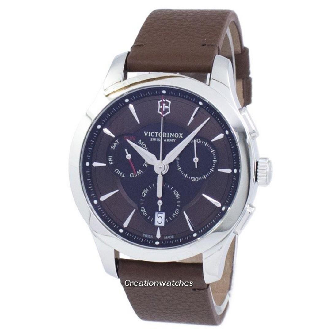 8678c275cb4e9 Victorinox Alliance Swiss Army Chronograph Quartz 241749 Men's Watch ...
