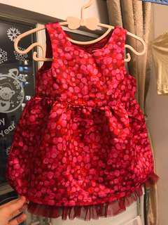 Baby Cat and Jack 6-9m dress