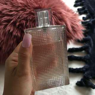 100% authentic perfume Burberry Brit rhythm for her
