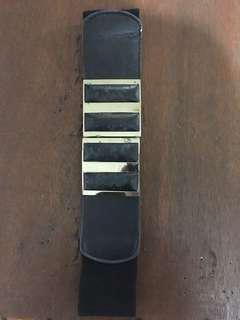 Women belt 🦋defect tertera di pic ke 2 ada pengelupasan
