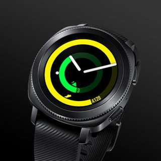 Temporarily Sold Out: Samsung Gear Sport