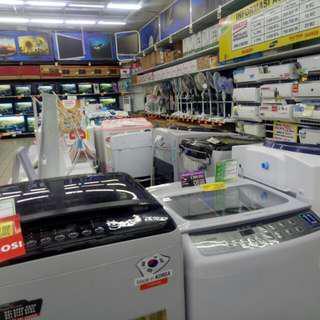 Kredit berbagai elektronik rumah tangga sekaligus cukup bayar 199.000