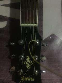 Gitar Yamaha Apx 500 Original
