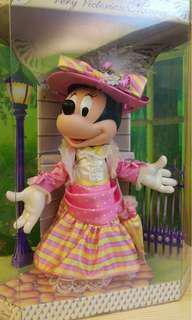 Walt disney very victorian minnie mouse 米尼 維多尼亞 公仔 迪士尼 代放