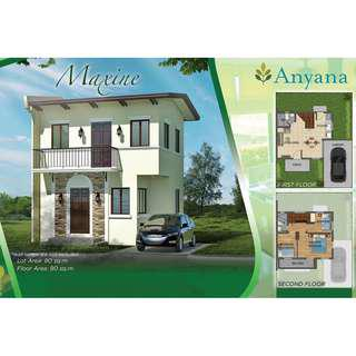 Maxine House Model for Sale at Tanza Cavite