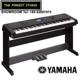 PIANO FAIR 2019 | Yamaha DGX660 Ensemble Digital Piano DGX-660 Singapore Sale at The Pianist Studio