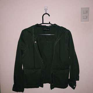 Cotton On Green Jacket