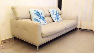 Leather Sofa 真皮梳化