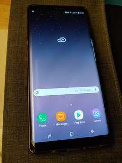 Samsung Galaxy Note 8 (HK Ver) 6GB+128GB