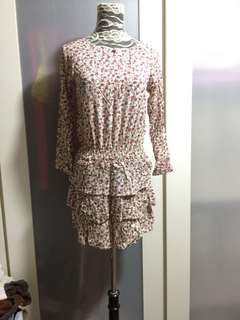 Floral Dress (no bargaining)