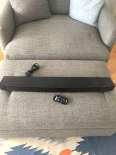 Yamaha YAS-101 Soundbar with Remote