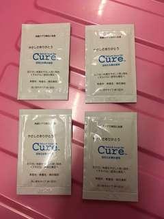 Cure four pieces=$10