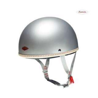Feature.飛喬安全帽【Half-moon半月】自行設計 復古帽 偉士牌 老偉 非Ruby gogoro vespa