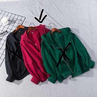 pre order jacket size L